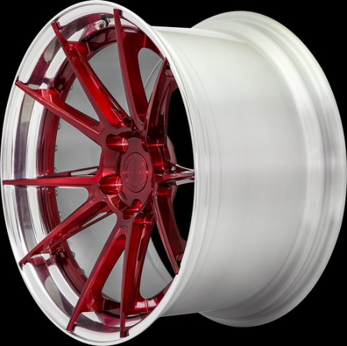BC Forged wheels HCA series