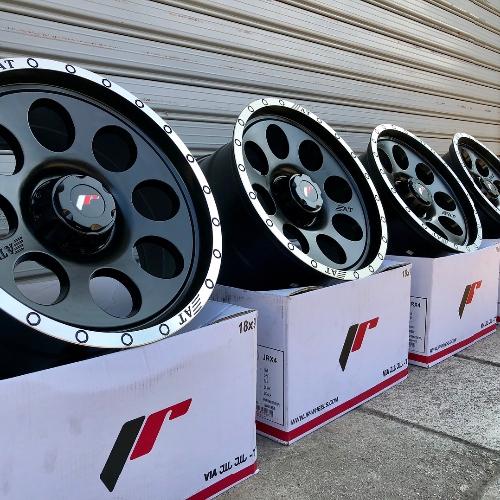 JR wheels jrx4